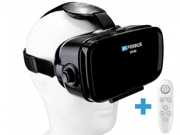 VR-PRIMUS VA4s (schwarz) + Fernbedienung
