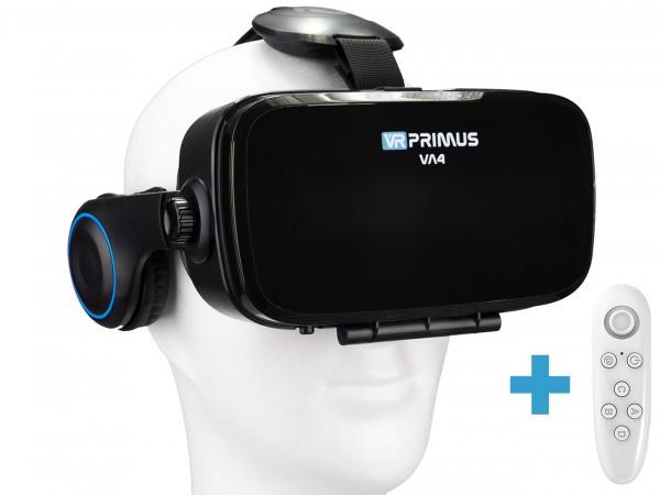 VR-PRIMUS VA4 (schwarz) + Fernbedienung