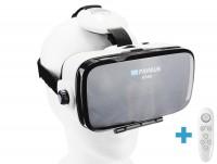 VR-PRIMUS VA4s (weiß) + Fernbedienung