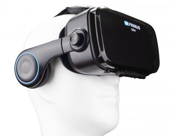 VR-PRIMUS VA4 (schwarz)