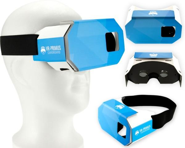 VR-PRIMUS CARDBOARD (blau)