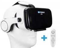 VR-PRIMUS VA4 (weiß) + Fernbedienung